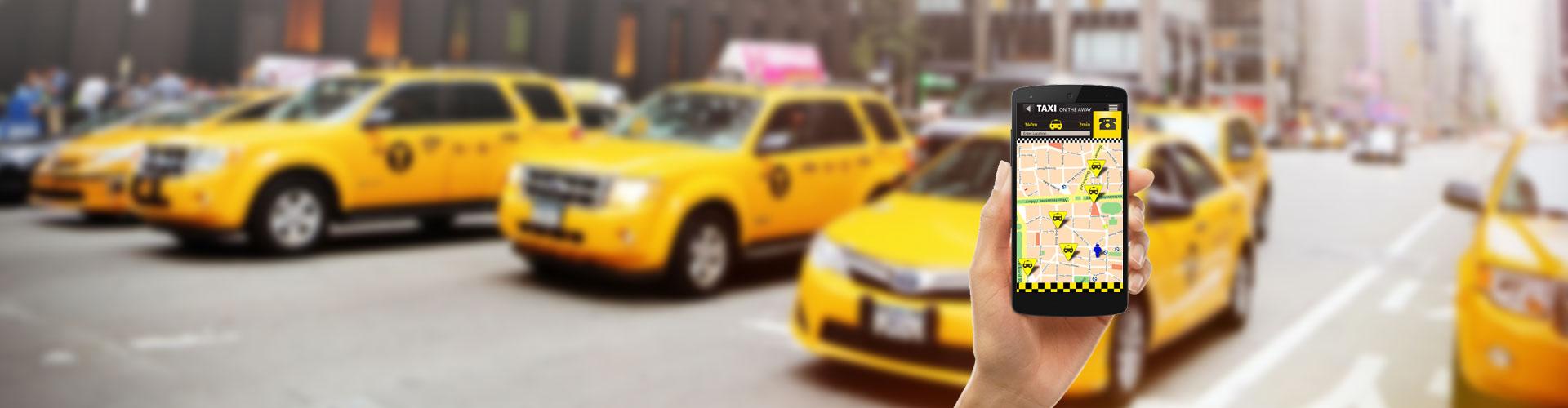 Taxi booking script